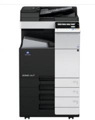 柯尼卡美能达C308*A3彩色激光复印机(自动双面输稿器)